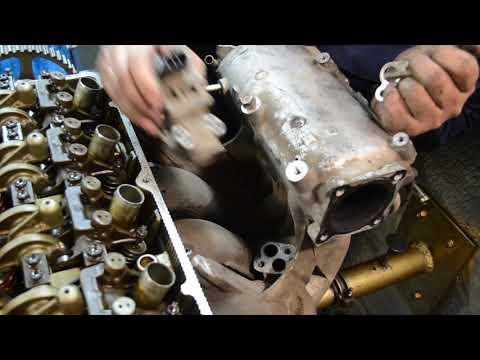 Разбор двигателя 4g69