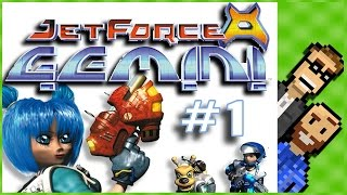 Jet Force Gemini (Ep 1)   Let's Play - N64 Gameplay   The Basement