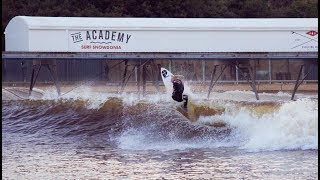 Eveline - Snowdonia, Wales / Surftraining