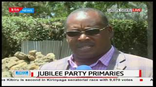 Gubernatorial aspirant Jackson Kiptanui rejects Stanley Kiptis's announcement as winner