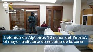 Detenido en Algeciras ?El señor del Puerto'