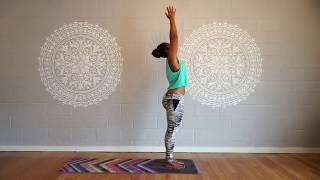15 Minutes of Yoga: Practice Classical Sun Salutation with Jo-Jo!