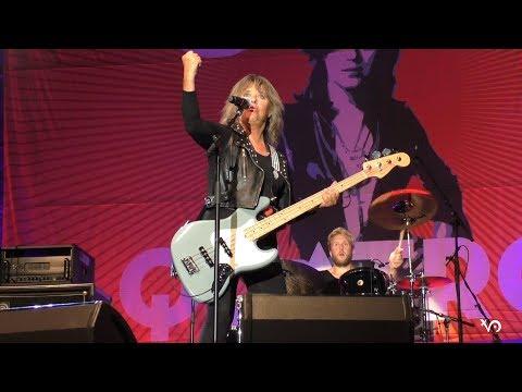 Suzi Quatro - Rock Hard - Live 2018