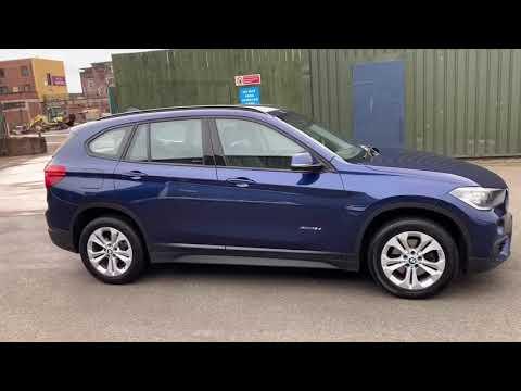 BMW X1 2.0 XDRIVE18D SE 5DR AUTOMATIC
