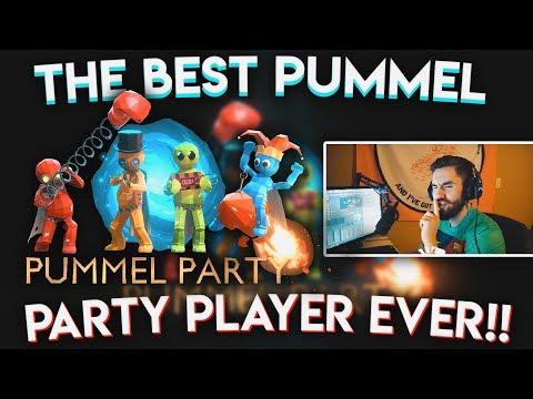IM THE BEST PUMMEL PARTY PLAYER EVER!!! | Part 1