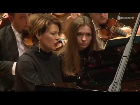 J.S.Bach Piano Concerto in D Minor Polina Osetinskaya Anton Gakkel