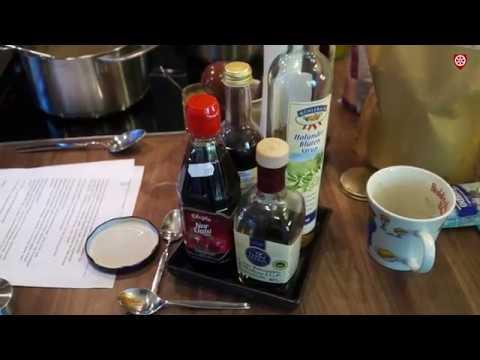 Kochen mit Schokolade