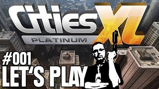 preview picture of video 'Let's Play - Cities XL Platinum #001 - Think Big! [Full-HD Gameplay] [Deutsch]'