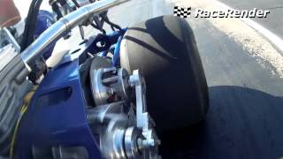 Kuhn Racing Shockwave Junior Dragster Clutch Video
