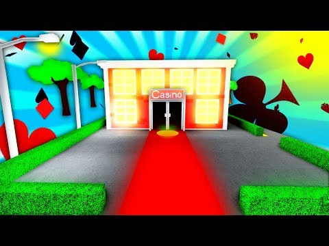 OTEVÍRÁM SVOJE VLASTNÍ CASINO! | Roblox #70 | HouseBox