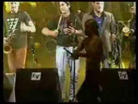 La Renga - Blues de Bolivia   En vivo (Obras, 1995)