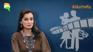 The Quint:#iamindia: 'masoom' Film Song Still Makes Dia Mirza Tear Up