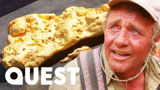 The Victoria Diggers Unearth Huge $30K Gold Nugget | Aussie Gold Hunters