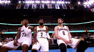 How LeBron James, Kyrie Irving and Kevin Love Have Grown Together | ESPN