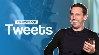 Video Gary Neville Reacts To His Funniest Ever Tweets | #ThrowbackTweets MP3, 3GP, MP4, WEBM, AVI, FLV Agustus 2019
