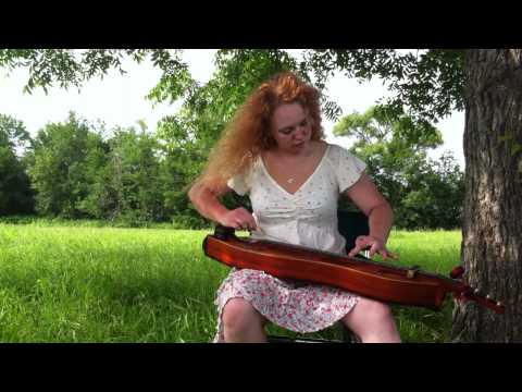 "Wendy Songe - ""King of the Fairies"" on Mountain Dulcimer"