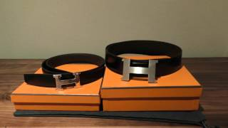 Hermes Mens 42mm H Belt Is Worth It! Review And Comparison