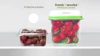 Sistema Vershoudbakje Fresh Works 12x12x10.5cm