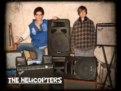 The Helicopters DJs - The Helicopters - Air Of Tranquillity [Official music video]