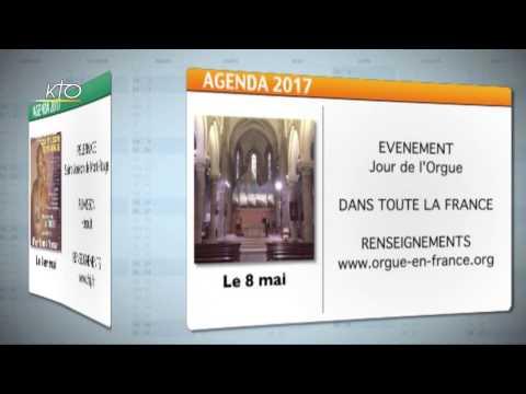 Agenda du 24 avril 2017
