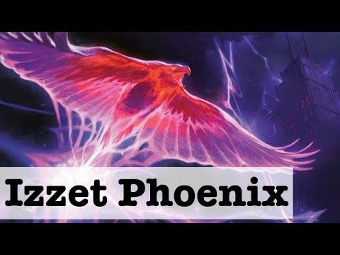 MTGArena - Izzet Phoenix vs Golgari - смотреть онлайн на Hah Life