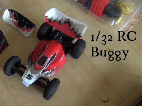 Micro RC Buggy – Just $30