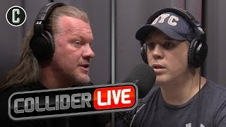 Chris Jericho Talks AEW, WWE Contract, & Working with Kevin Smith