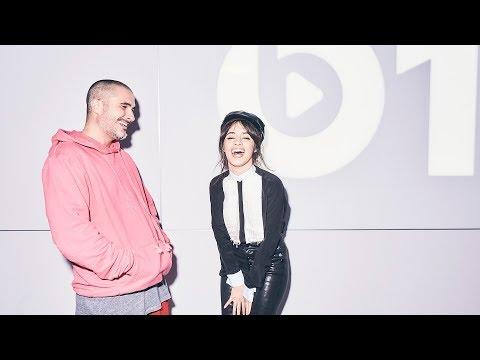 Camila Cabello and Zane Lowe on