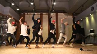 B.A.P - Young, Wild & Free 안무영상(Dance Practice)