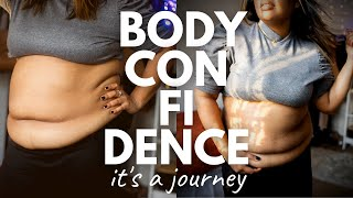 How to be Confident - Plus Size Apple Shaped Body