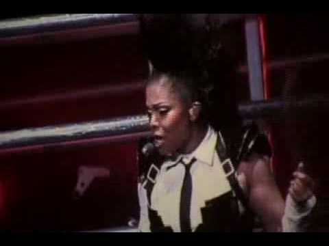 Janet Jackson- If (Live @ The Rock Witchu Tour)