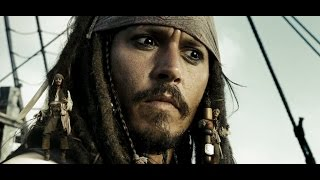 "Pirates Of The Caribbean: At World's End (2007)   ""Up Is Down"" Scene [1080]"