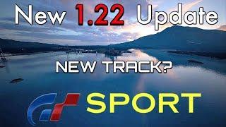 Gran Turismo SPORT | NEW 1.22 UPDATE! (End Of JULY Update)