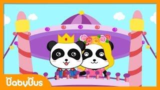 Lavender's blue | Nursery Rhymes | Kids Songs | Kids Cartoon | Classical Music | BabyBus