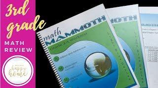 MATH MAMMOTH GRADE 3 || Review