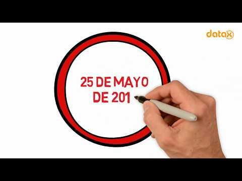Video de Protección de datos Barcelona - Datax