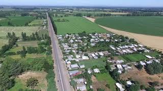Vuelo Dron DJI PHANTOM- Quinquehua 2018