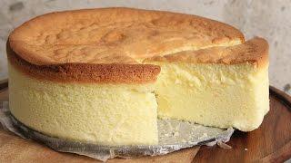 Japanese Cotton Cheesecake | Episode 1157