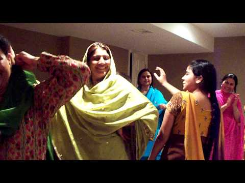 Ladies Sangeet (Giddha) part 2 | Funny Boliyaan