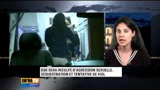 DSK - Inculpé D_agression Sexuelle Et De Tentative De Viol