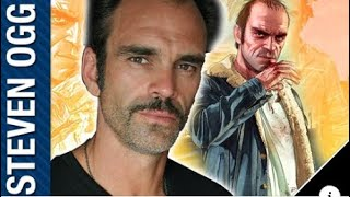 The Walking Dead's and Grand Theft Auto's Steven Ogg.