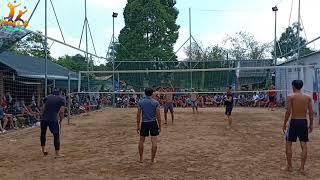 Bóng chuyền độ 4-4 Team Trọng Chim vs Team Tuấn An(trọng,chưong,...,..../quý,thịnh bò,tuấn an...)