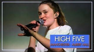 Sigrid - High Five (ao vivo) | Manchester, Albert Hall