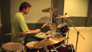 Drum Cover: Echo and the Bunnymen -  Seven Seas