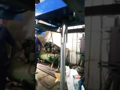 Stainless Steel Elevating Air Agitator