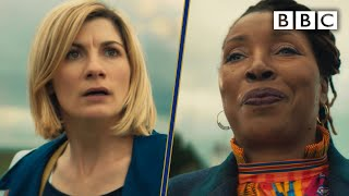Introducing Jo Martin as The Doctor | @Doctor Who  - BBC