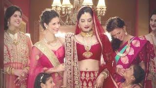 Beautiful Girls Wedding Jewelry Ads Collection Part - 4..Ft- Deepika Padukone