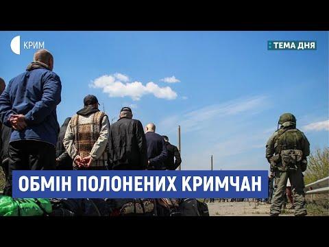 Обмін полонених кримчан | Швецова, Чийгоз, Фейгін | Тема дня