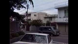1991山梨県甲府市の散策散歩Kofu-shiYamanashi-kenWalkabout910629