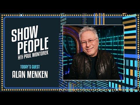 Show People with Paul Wontorek: Alan Menken
